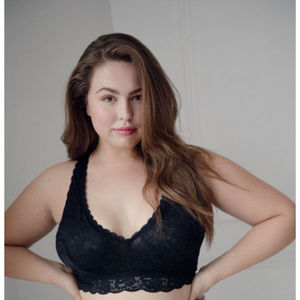 Cosabella Never Say Never Curvy Racie Bralette